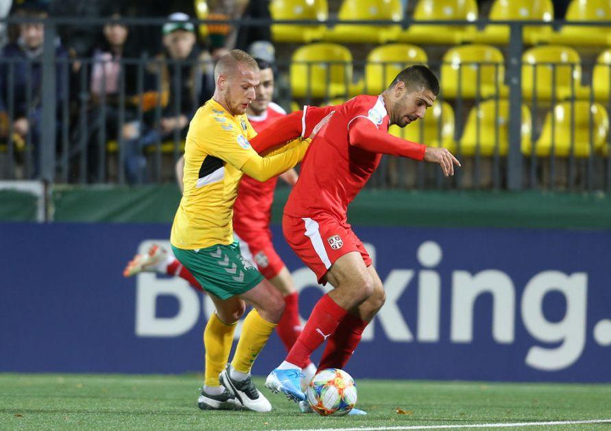 SELEKTOR LITVANIJE POSLE PORAZA OD SRBIJE: Daćemo sve od sebe da ostvarimo dobar rezultat protiv Portugala!