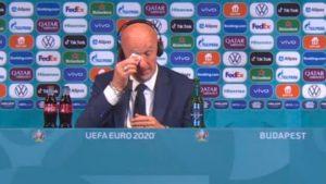 SELEKTOR MAĐARSKE SE RASPLAKAO: Nije mogao da sakrije emocije nakon remija sa Francuskom, pa poslao jasnu poruku! (VIDEO)