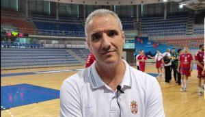 SELEKTOR SRBIJE PORUČUJE: 'Atmosfera u timu je odlična! Ostaje žal što nije bilo publike u Nišu'