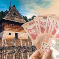 SELIMA JE NEOPHODNA POMOĆ DRŽAVE Ministar Krkobabić najavio osnivanje Nacionalnog garantnog fonda za sela