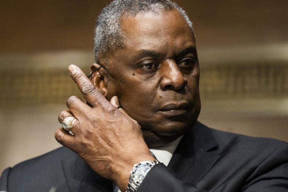 SENAT POTVRDIO: Lojd Ostin je prvi Afroamerikanac na čelu Pentagona