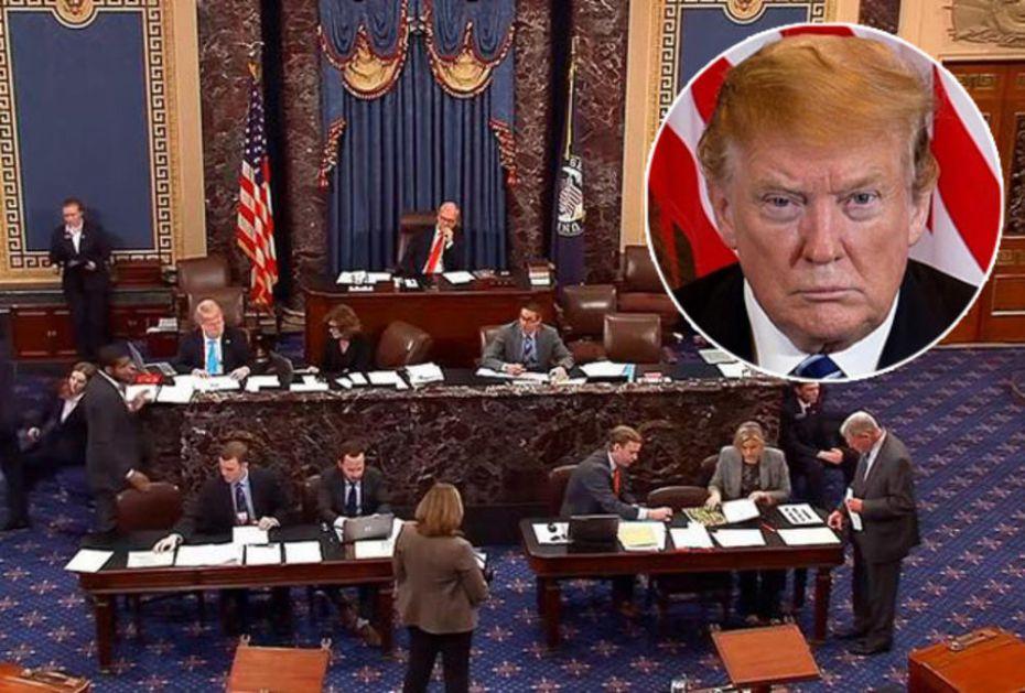SENATORI IZDALI TRAMPA: I republikanski predstavnici glasali protiv vanrednog stanja! Predsedniku SAD ostaje samo VETO!