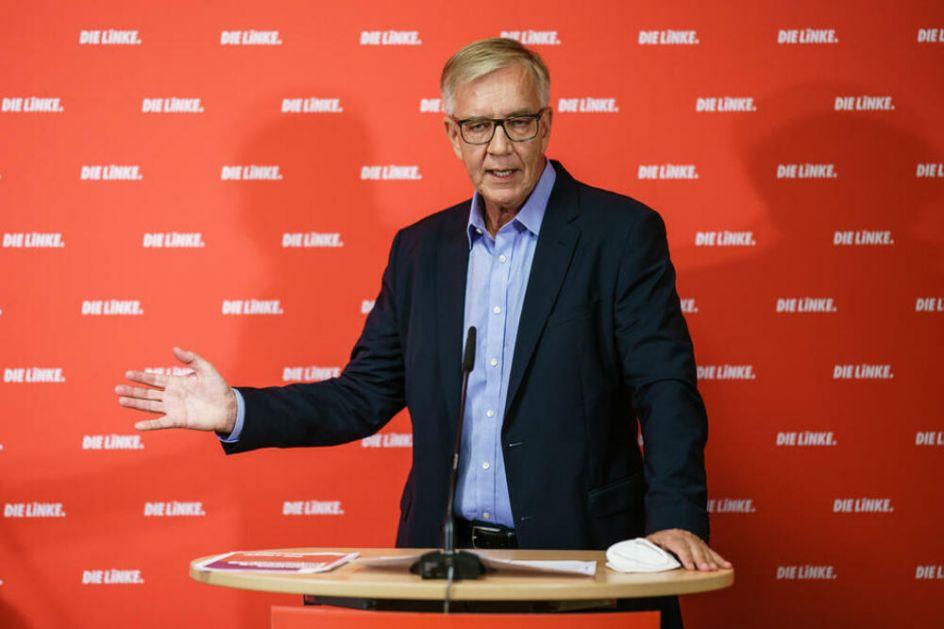 SENKA SE NADVIJA NAD NEMAČKOM: Kolike su šanse nemačke Levice, naslednice bivših komunista, da ostvari uspeh na izborima? VIDEO