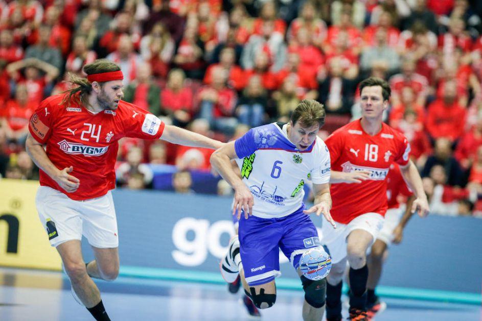 SENZACIJA! ELIMINISAN SVETSKI I OLIMPIJSKI ŠAMPION: Danci završili takmičenje na Evropskom prvenstvu