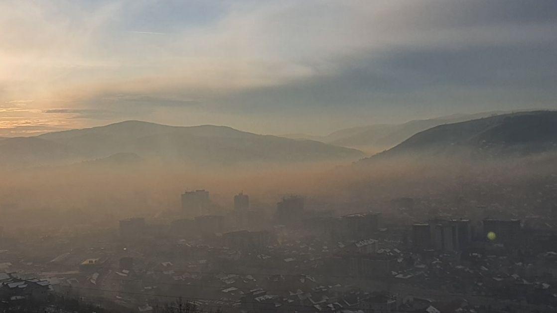 SEPA-Bericht: Novi Pazar hat übermäßig verschmutzte Luft