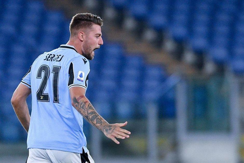 SERGEJ STRELAC U NADOKNADI ZA POBEDU LACIJA: Juventus siguran protiv Đenove, Napoli slavio na gostovanju! VIDEO