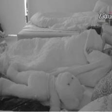 SE*S POMIRENJA! Bora i Milica završili zajedno u krevetu, on joj priredio NEVIĐENO ZADOVOLJSTVO! (VIDEO)
