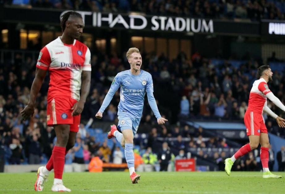 ŠESTICA GRAĐANA: Siti i Liverpul ubedljivi, Everton ispao od drugoligaša na penale!