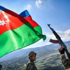 SIMBOLIKA JE OČIGLEDNA, JERMENI BESNI: Azeri gađali jermensko selo David Bek, meta nije slučajno izabrana!