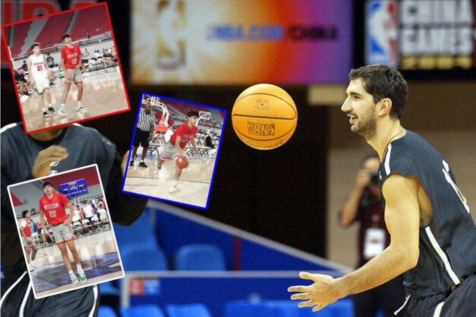 SIN PEĐE STOJAKOVIĆ PRIVUKAO PAŽNJU AMERIČKIH SKAUTA: Naslednik čuvenog košarkaša je VUNDERKIND, već ga traže mnogi koledži