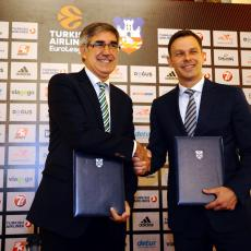 SINIŠA MALI NAJAVIO: Beograd centar košarkaškog sveta, Arena će bit još GRANDIOZNIJA