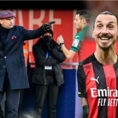 SINIŠA PECNUO ZLATANA: Mihajlović TVRDI da je bolji od Ibrahimovića u OVOME!