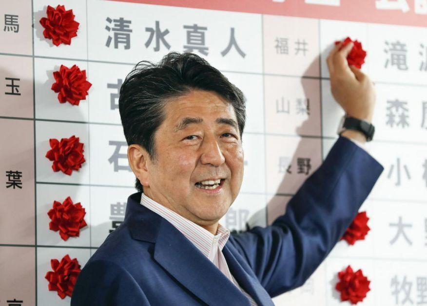 ŠINZO ABE NEMA DOVOLJNO MANDATA: Ustavna reforma će morati da sačeka iako je osvojio većinu u japanskom parlamentu!