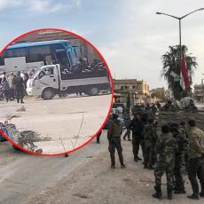 SIRIJSKE SNAGE VRAĆAJU ONO ŠTO IM PRIPADA: Iako imaju razloga za osvetu, militantima pokazali milost (FOTO)