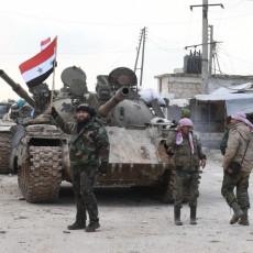 SIRIJSKI SNAJPERI NANELI VELIKE GUBITKE TURCIMA: Tenkovske granate usmrtile komandanta pobunjenika (FOTO/VIDEO)