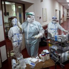 SITUACIJA IZUZETNO TEŠKA U GRADU NA JUGU SRBIJE: Od 22 kovid pacijenta, 21 na kiseoniku