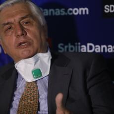 SITUACIJA JE VANREDNA Tiodorović u očaju pozvao na poštovanje mera, inače će nas nedisciplina skupo koštati