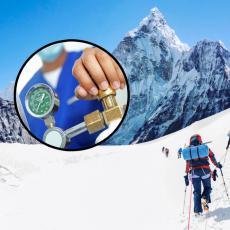 SITUACIJA SA KORONOM JE TEŠKA, NEMA MESTA RASIPANJU: Država uputila apel, alpinisti da ne bacaju boce sa kiseonikom
