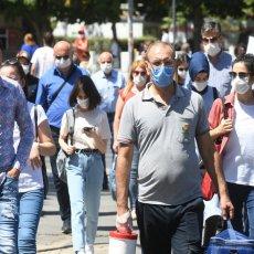 SITUACIJA SE POGORŠAVA: Turska beleži porast novozaraženih korona virusom