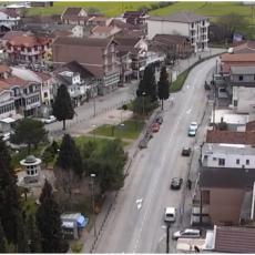 SITUACIJA U CRNOJ GORI POSTAJE SVE OZBILJNIJA: Policija nadgleda i snima Opštinu Tuzi dronom iz vazduha