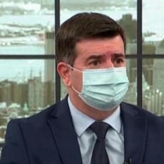 SJAJNE VESTI: Dr Đerlek saopštio koliko je punoletnih vakcinisanih - sve smo bliži svetlu na kraju tunela