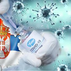 SJAJNE VESTI ZA SRBIJU: Novi kontingent vakcina Fajzer stigao na Torlak