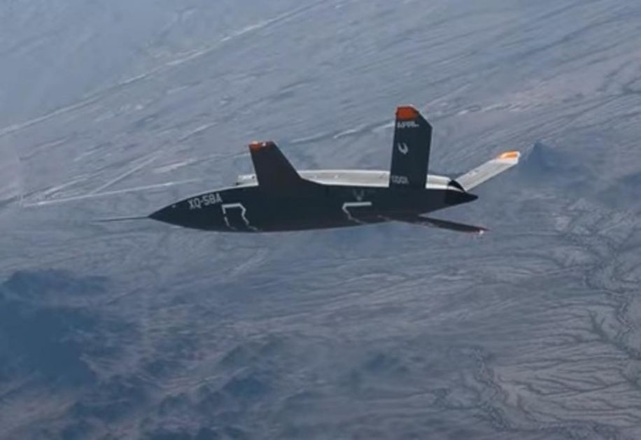 SKAJBORG DRONOVI ŠALJU ČUVENE AMERIČKE LOVCE F-16 U PENZIJU: Plan je da na bojnom polju zameni rakete i jurišne avione
