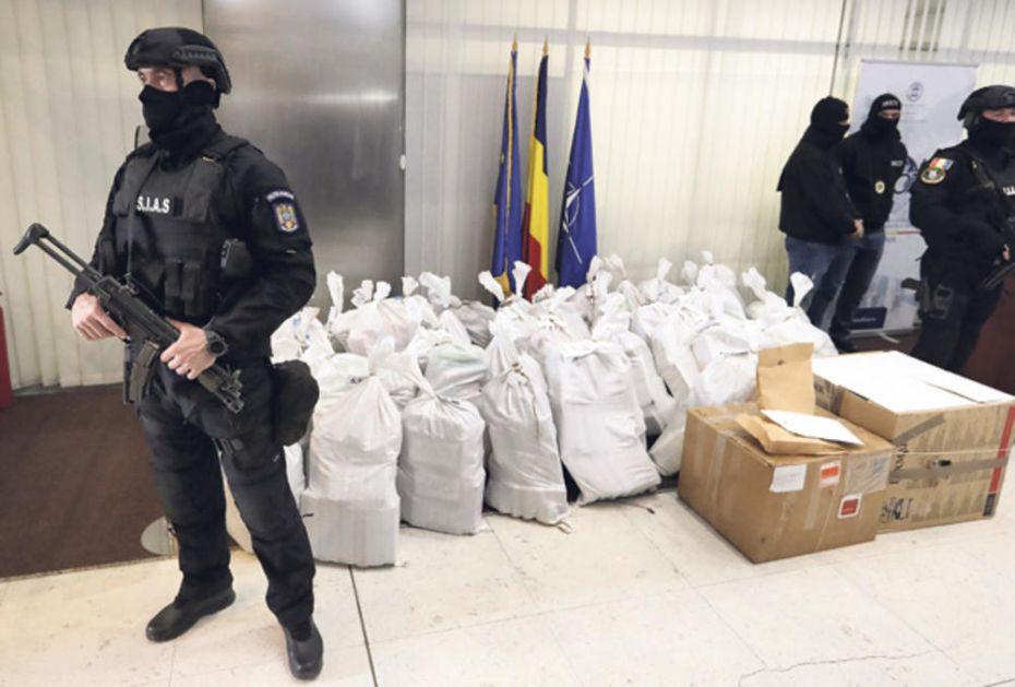 ŠKALJARSKI KLAN KUPOVAO KOKAIN OD ŠEIKA IZ BRAZILA: Akcija BRAĆA GRIM razotkrili kako je funkcionisao lanac šverca droge