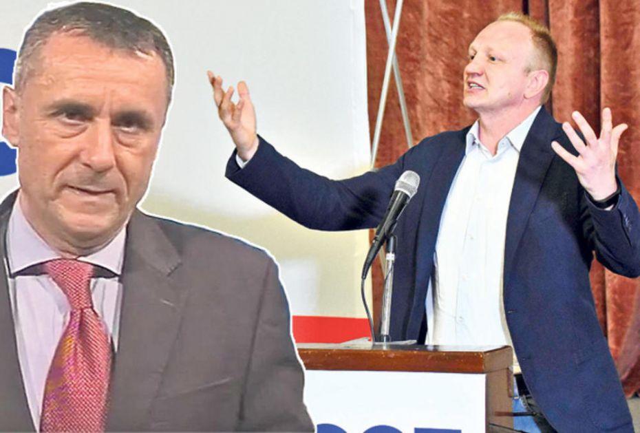 SKANDAL! DIKTATURA KOD DEMOKRATA: Hteo da kritikuje Đilasa, pa ga izbacili sa sednice