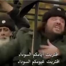 SKANDAL NA TURSKOJ TELEVIZIJI: Srbi prikazani u seriji kao bradati, pijani i razulareni četnici (FOTO/VIDEO)