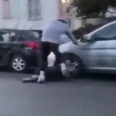 SKANDAL TRESE AMERIKU: Zvezda NBA brutalno PRETUKLA mladića na sred ulice (VIDEO)