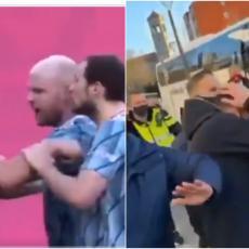 SKANDAL! Tadić pogođen u glavu posle meča! Imao fizički obračun u nadoknadi, optužen da je PSOVAO MAJKU (VIDEO)