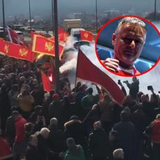 SKANDAL U CRNOJ GORI: Srbe na Cetinju provociraju Tompsonovim pesmama! (VIDEO)