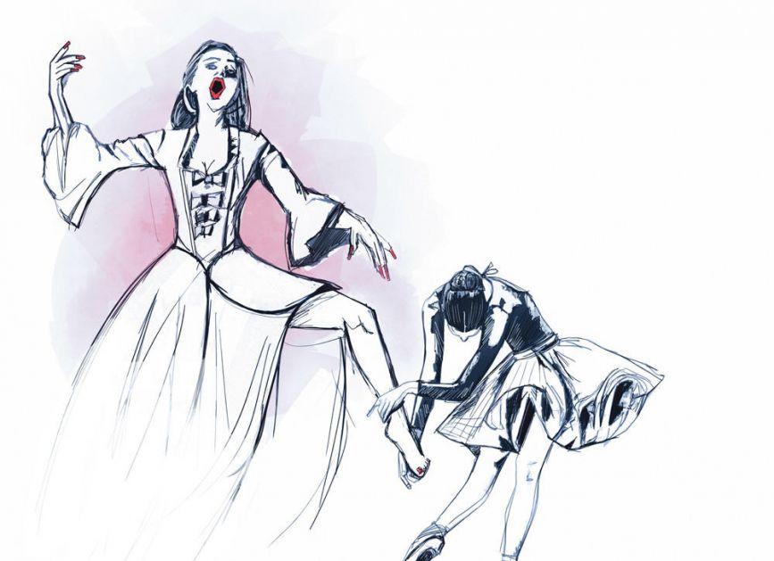 SKANDAL U OPERI UOČI VELIKE PREMIJERE: Balerinama naređeno da lakiraju nokte primadonama!