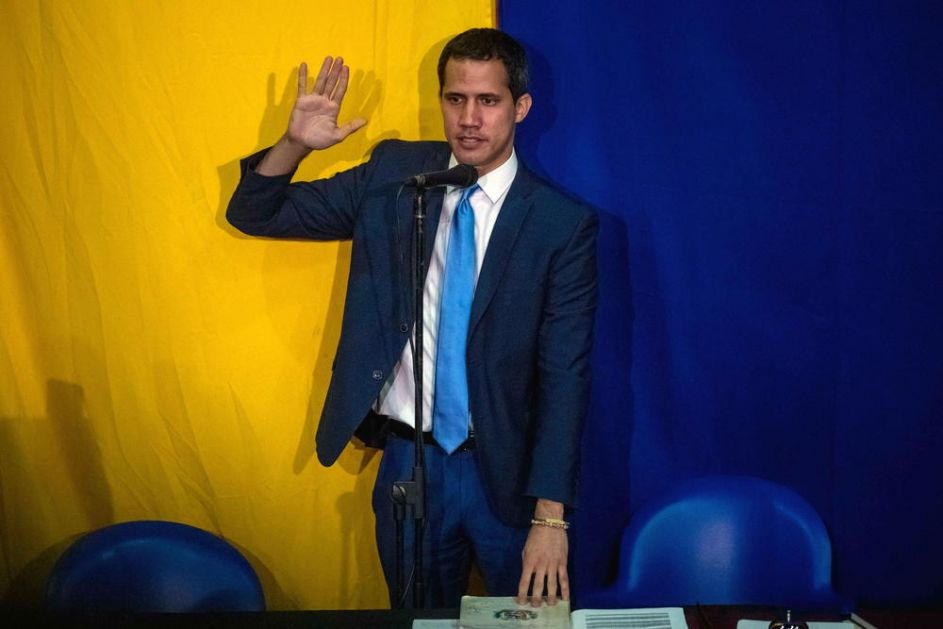 SKANDALOZAN POTEZ LONDONA: Zlatne rezerve Venecuele predali Huanu Gvaidu! Vrede oko milijardu dolara
