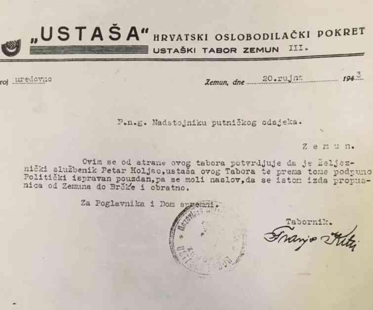 SKANDALOZNO! Familija ustaše hoće kuću u Beogradu