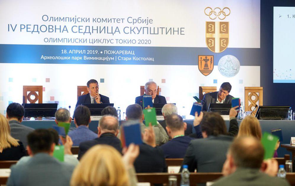 SKUPŠTINA OLIMPIJSKOG KOMITETA U VIMINACIJUMU:  Srbija osvojila 25 medalja na svetskim i evropskim prvenstvima!