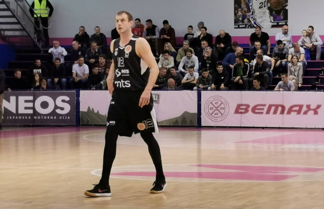 SL - Partizan nosi šesti vezani trijumf iz fabrike
