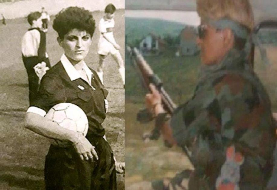 SLAVICA JE BILA PRVI ŽENSKI SUDIJA U SFRJ: Umesto na Mundijal, otišla je na ratište i ostala invalid FOTO