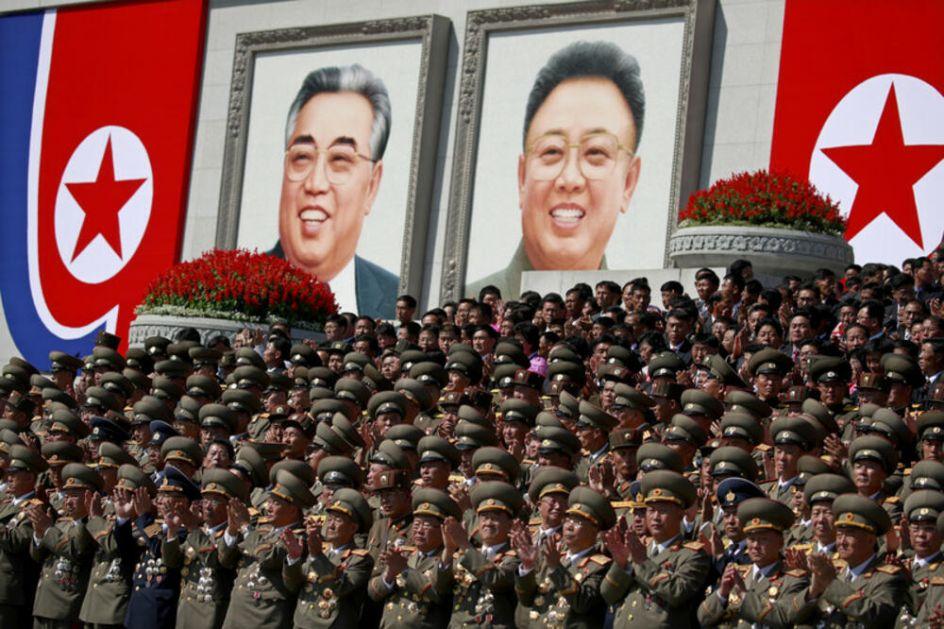 SLAVLJE U SEVERNOJ KOREJI Građani obeležili 109. rođendan osnivača zemlje