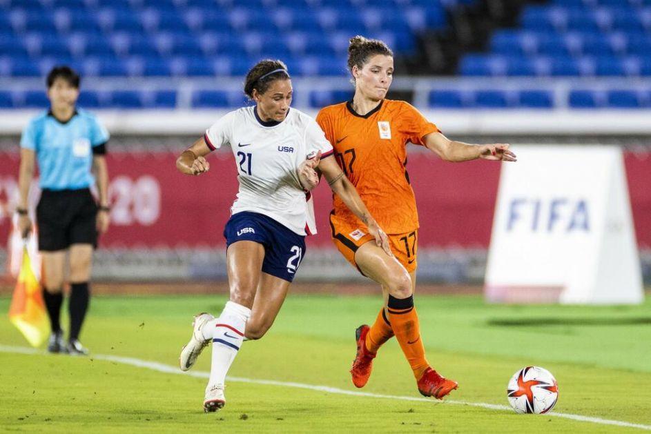 SLEDE BORBE ZA MEDALJE: Poznati parovi polufinalnih mečeva ženskog turnira u fudbalu na OI