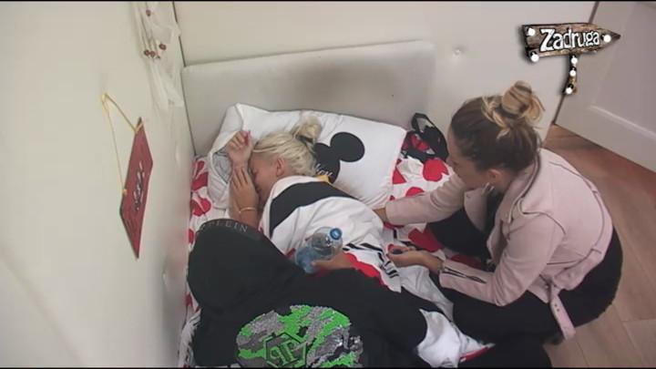 SLOMIĆE VAM SRCE: Sanja neutešno plakala u rehabu, dok se Matora SLOMILA OD TUGE! (VIDEO)