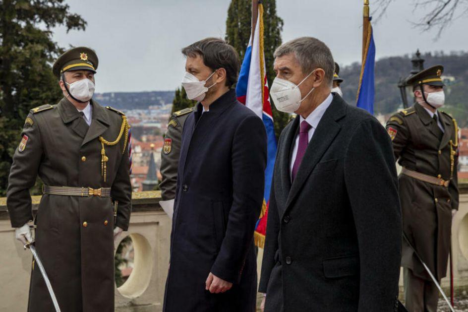 SLOVAČKA SE SOLIDARIŠE SA ČEŠKOM: Proterali troje ruskih diplomata! Dali im rok nedelju dana da napuste zemlju!