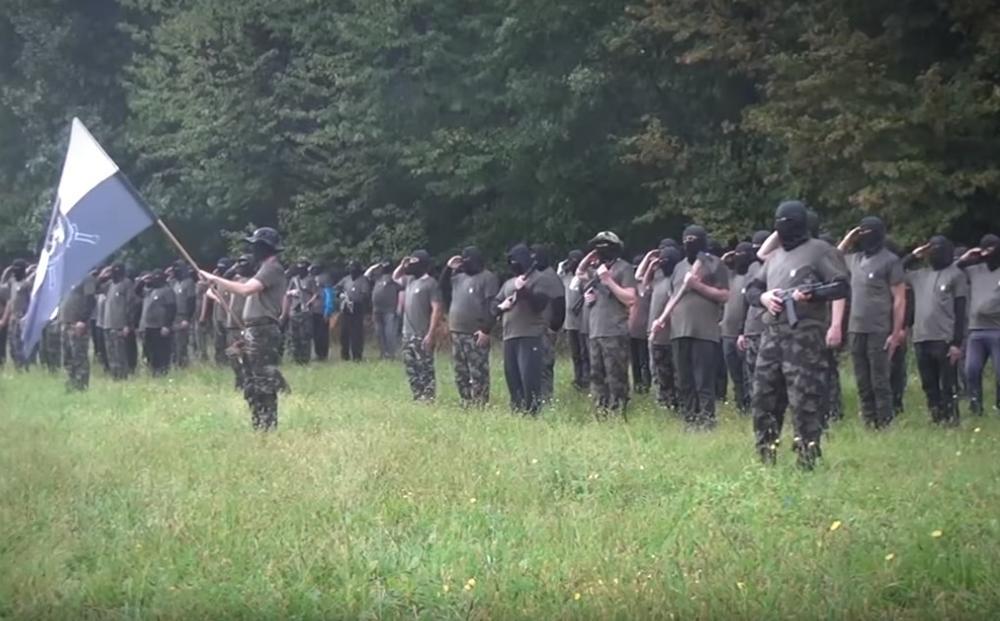 SLOVENAČKA POLICIJA RAZORUŽALA PRIPADNIKE ŠTAJERSKE STRAŽE: Tražili ilegalne migrante duž granice sa Hrvatskom!