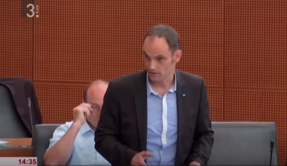 SLOVENAČKI ŠEF DIPLOMATIJE O PLANU PODELE DRŽAVA PO ETNIČKOJ LINIJI : Janša nije dostavio nikakav dokument Evropskoj komisiji