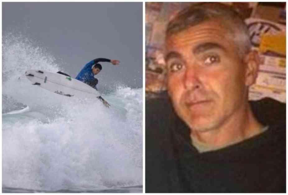 SLOVENAČKI SURFER ČUDOM PREŽIVEO U PODIVLJALOM MORU: Goran Jablanov (47) plivao 40 kilometara i posle 26 sati isplivao u Italiji, a onda uradio nešto još neverovatnije!