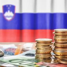 SLOVENIJA TONE U RECESIJU: Pad BDP-a novi udarac nakon korone