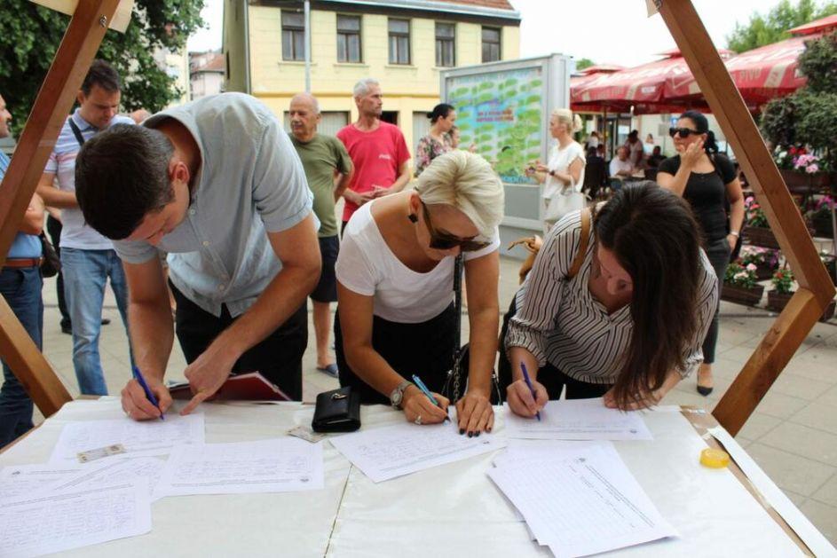 SLOŽNI PROTIV NAMETNUTIH ODLUKA: Desetine hiljada građana Srpske potpisalo peticiju protiv Inckovog zakona o negiranju genocida!