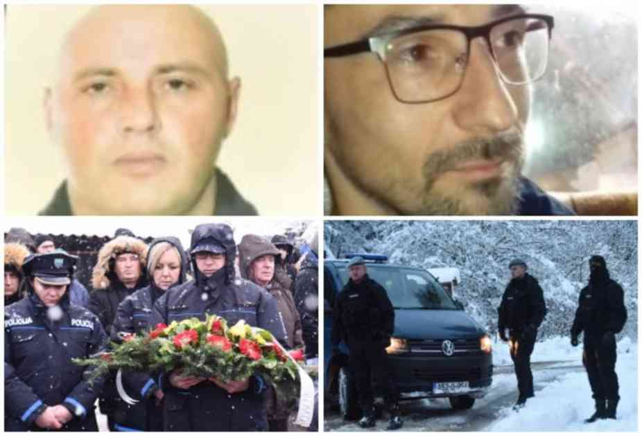 SLUČAJNOST ILI NEŠTO DRUGO! UBICA LIKVIDIRAN NA DAN SAHRANE SVOJE POSLEDNJE ŽRTVE: Ovde je ubijen Edin Gačić i to u isto vreme dok je služena dženaza policajcu Mahiru Begiću kog je upucao na dužnosti! (VIDEO)