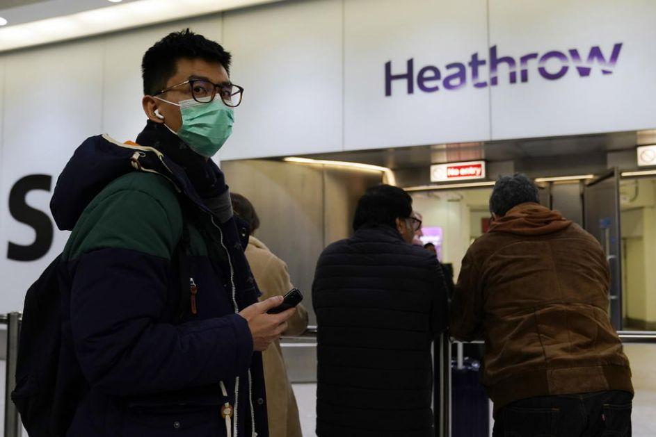 SMRTONOSNI VIRUS STIGAO U EVROPU? Putnici iz Kine zadržani u karantinu u Škotskoj! Simptomi kao kod koronavirusa!
